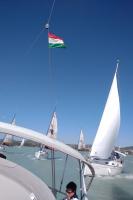 Közös vizeken a magyar tengeren!
